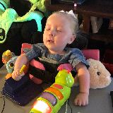 Our daughter is almost 2 years old and suffers from severe dystonia episodes every 5 days. Her dystonic cycles are 5 days on and 5 days off. image